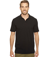 Mod-o-doc - Pescadero Short Sleeve Johnny Collar Polo