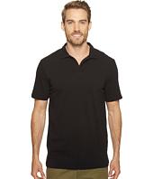 Mod-o-doc - Pescadero Short Sleeve Johnny Collar Polo