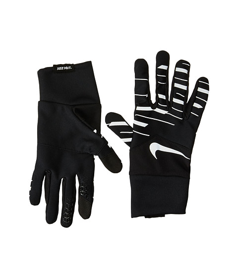 Printed Dry Tempo 360 Flash Run Gloves