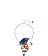 Betsey Johnson - Mermaid Pendant Necklace