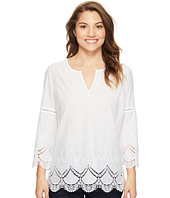 NYDJ Petite - Petite Callie Embroidered Tunic