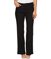 NYDJ Petite - Petite Wylie Trousers in Black