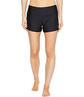 Next by Athena - Good Karma Jump Start Mid Rise Swim Shorts