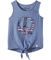 Lucky Brand Kids - Peace Sign Tank Top (Toddler)