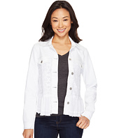 Scully - Lily Denim and Lace Lightweight Favorite Little Jacket