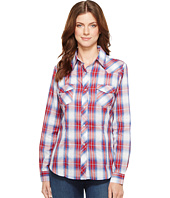 Roper - 1028 Royal, Red and White Plaid