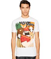 DSQUARED2 - Mountain Man T-Shirt