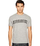 DSQUARED2 - Crack/Shiny Print T-Shirt