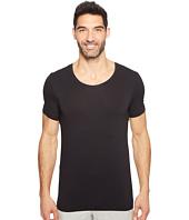 Hanro - Cotton Superior Short Sleeve Crew Neck Shirt