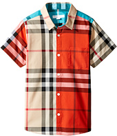 Burberry Kids - Frederick Shirt (Little Kids/Big Kids)