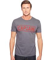 Captain Fin - Naval Captain Tee