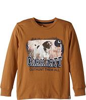 Carhartt Kids - Photoreal Brittany Spaniel Tee (Big Kids)