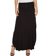 Three Dots - Maxi Skirt w/ Side Slits