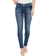 Hudson - Collin Mid-Rise Skinny Flap Jeans in Lonestar