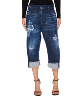 DSQUARED2 - Kawaii Medium Stiched Wash Jeans in Blue