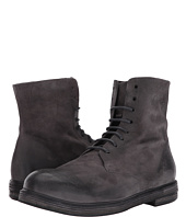 Marsell - Suede Lace-Up Boot
