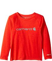 Carhartt Kids - Force Logo Tee (Little Kids)