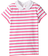 Kate Spade New York Kids - Jess Stripe Collar Top (Toddler/Little Kids)