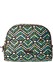Vera Bradley Luggage - Large Zip Cosmetic