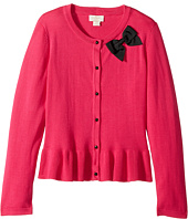 Kate Spade New York Kids - Peplum Cardigan (Little Kids/Big Kids)