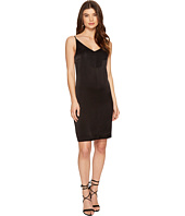 1.STATE - Spaghetti Strap Shift Dress w/ Lace