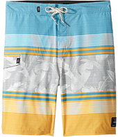 Vans Kids - Bonsai Stripe Boardshorts (Little Kids/Big Kids)