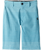 Vans Kids - Gaviota Stripe Hybrid Shorts (Little Kids/Big Kids)
