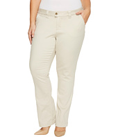 Jag Jeans Plus Size - Plus Size Standard Trousers in Divine Twill