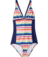 Splendid Littles - Watercolor Horizon One-Piece (Big Kids)