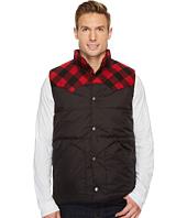 Stetson - 1440 Black Nylon Quilted Vest