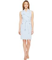 Calvin Klein - Moto Belted Dress CD6X55F7