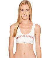 Spiritual Gangster - Namaste Beaches Warrior Top