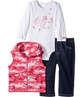 Carhartt Kids - Horse Friends Three-Piece Pants Set (Infant)