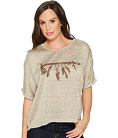 Roper - 1419 Poly Cotton Sweater Knit Top