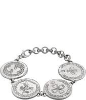 Gucci - 4 Charm Coin Bracelet