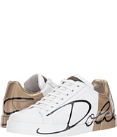 Dolce & Gabbana - Logo Low Top Sneaker