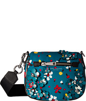 Marc Jacobs - 3D Painted Flowers Small Nomad