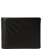 Neil Barrett - Thunderbolt Fair Isle Wallet
