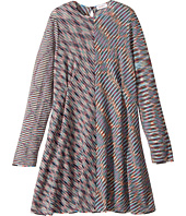 Missoni Kids - Multicolor Fiammato Dress (Big Kids)