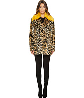 Paul Smith - PS Leopard Peacoat