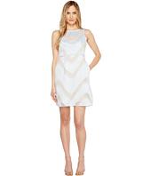 Adrianna Papell - Organza Halter A-Line Dress