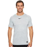 Nike - Pro Heathered Short Sleeve Training Top