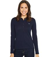 Lacoste - Long Sleeve Pique Polo