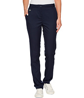 Lacoste - Technical Gabardine Straight Leg Trousers