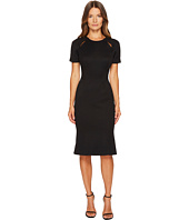 Zac Posen - Bondage Jersey Short Sleeve Dress