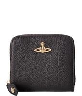 Vivienne Westwood - Medium Zip Wallet Balmoral