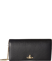 Vivienne Westwood - Long Wallet w/ Chain Balmoral