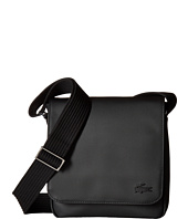 Lacoste - Small Classic Flap Crossover Bag