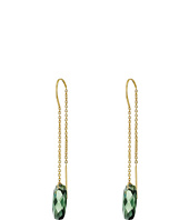 LAUREN Ralph Lauren - Stone Drop Thread Earrings