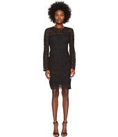 Sportmax - Nancy Long Sleeve Lace Dress